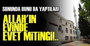CAMİDE MİTİNG KARARI!..