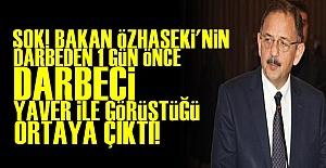 DARBECİ YAVER İLE GÖRÜŞMÜŞ!..