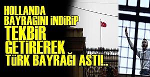 GERİLİM TIRMANIYOR...