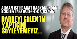 'TÜRKİYE BİZİ İKNA EDEMEDİ'