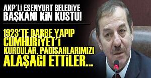 YENİ TÜRKİYE'NİN BELEDİYE BAŞKANI!