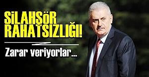 AKP'DE SİLAHŞÖR RAHATSIZLIĞI!