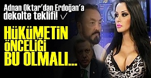 'HÜKÜMETİN ÖNCELİĞİ DEKOLTE OLMALI'