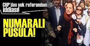 'NUMARALI' PUSULA İDDİASI!..
