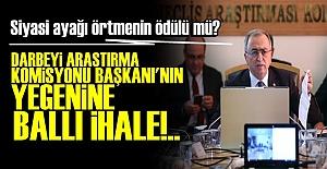 PETEK'İN YEĞENİNE BALLI İHALE!..