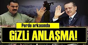 'PKK İLE PERDE ARKASINDA GİZLİ ANLAŞMA...'