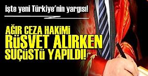 'RÜŞVET KARŞILIĞI TAHLİYE EDECEKTİ'