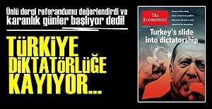 'TÜRKİYE'DE KARANLIK GÜNLER BAŞLIYOR..'