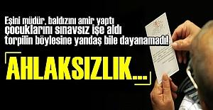 AKP'NİN TORPİLİ YANDAŞA BİLE PES DEDİRTTİ!