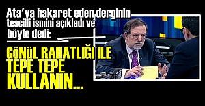 BARDAKÇI'DAN 'PALAVRA TARİH' GERÇEĞİ!..