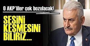 BAŞBAKAN'DAN O AKP'LİLER SERT SÖZLER!