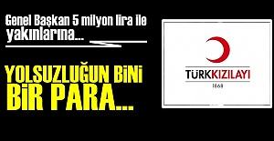 BİR YARDIM PARALARI KALMIŞTI!..