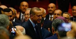 ERDOĞAN YENİDEN AKP'YE ÜYE OLDU!