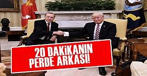 İŞTE 20 DAKİKANIN PERDE ARKASI!..