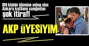 KATLİAM SANIĞI 'AKP'Lİ ÇIKTI!..