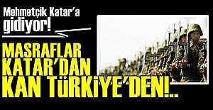 MASRAFLAR KATAR'DAN KAN TÜRKİYE'DEN...