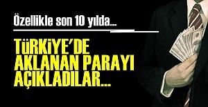 PARA AKLAMA ÜLKESİ; TÜRKİYE!..