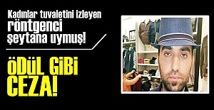 'ŞEYTANA UYDUM' DEDİ, YIRTTI!