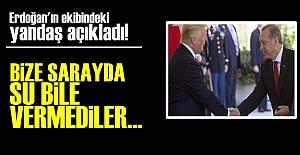 YANDAŞ'IN BEYAZ SARAY İSYANI!..