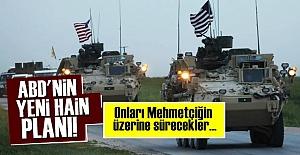 ABD'NİN YENİ HAİN PLANI BELLİ OLDU!