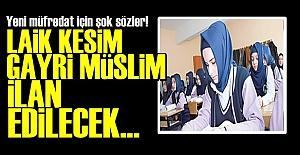 ADIM ADIM ŞERİAT DEVLETİNE DOĞRU!..
