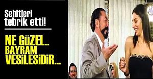 ADNAN OKTAR ŞEHİTLERİ TEBRİK ETTİ!