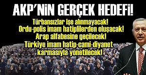 AKP'NİN GERÇEK HEDEFİNİ AÇIKLADI!