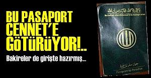 CENNET VE BAKİRELER PASAPORTU!