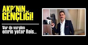 ELDE MP5 TÜFEKLE AK GENÇLİK!..