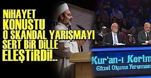 GÖRMEZ'DEN TRT'YE TEPKİ!..