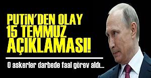 PUTİN'DEN FLAŞ AÇIKLAMA!