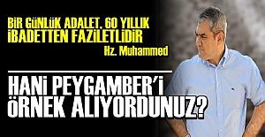 YILMAZ ÖZDİL 'ADALET'İ YAZDI!