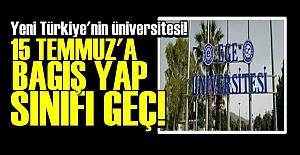 EGE ÜNİVERSİTESİ'NDEN SKANDAL KARAR!