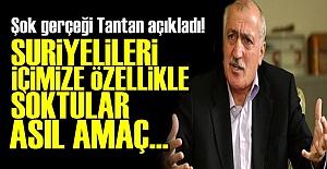 TANTAN, SURİYELİ GERÇEĞİNİ AÇIKLADI!
