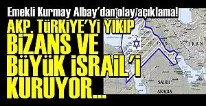 'AKP'NİN YENİ DEVLET DEDİĞİ BİZANS VE B. İSRAİL'