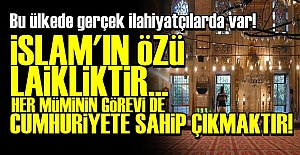 ATATÜRKÇÜ İLAHİYATÇILARDAN 'TOKAT' GİBİ AÇIKLAMA!