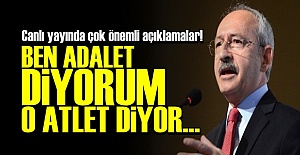 KILIÇDAROĞLU'NDAN ÖNEMLİ AÇIKLAMALAR!