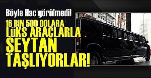 LÜKS ARAÇLARLA ŞEYTAN TAŞLIYORLAR!