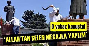 O YOBAZ 'ALLAH'A DA İFTİRA ATTI!