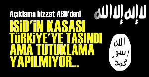 ABD: IŞİD'İN KASASI TÜRKİYE'YE TAŞINDI...