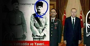 BÜTÜN DERTLERİ ATATÜRK!..