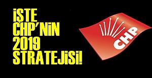 CHP'NİN 2019 STRATEJİSİNİ AÇIKLADI!