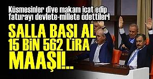 ORTADA İŞ YOK OKKALI MAAŞ VAR!..