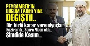 PEYGAMBER'İN DOĞUM TARİHİ YİNE DEĞİŞTİ!