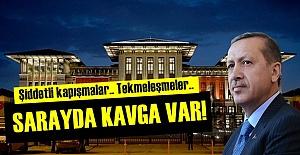 SARAYDA KAVGA VAR!