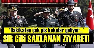 'SIR GİBİ SAKLANAN ZİYARET'