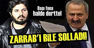 ZAFER ÇAĞLAYAN 'ZARRAB'I DA GEÇTİ!