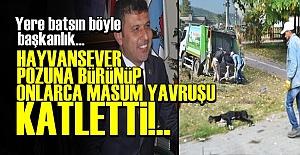 AKP'Lİ BAŞKAN MASUMLARI KATLEDİYOR...