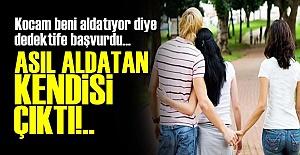 ASIL KENDİSİ ALDATIYORMUŞ AMA...