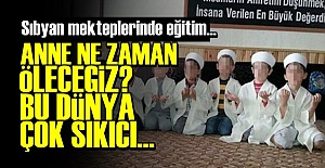 ÇOCUKLARIN BEYİNLERİ BÖYLE YIKANIYOR!..